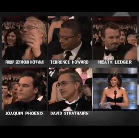 2006 oscars best actor nominee philip seymour hoffman