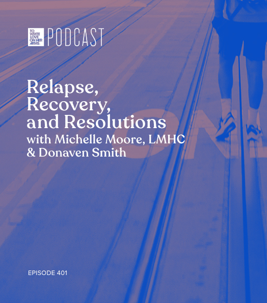 Relapse, Recovery, and Resolutions