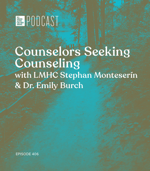 Counselors Seeking Counseling