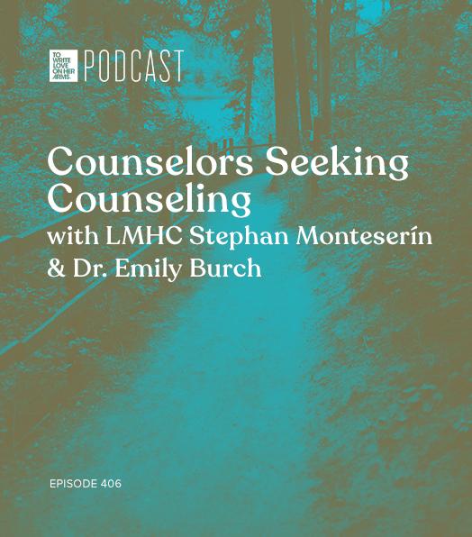 Counselors Seeking Counseling