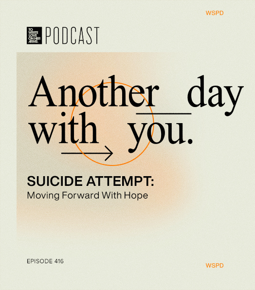 Suicide Attempt: Moving Forward With Hope