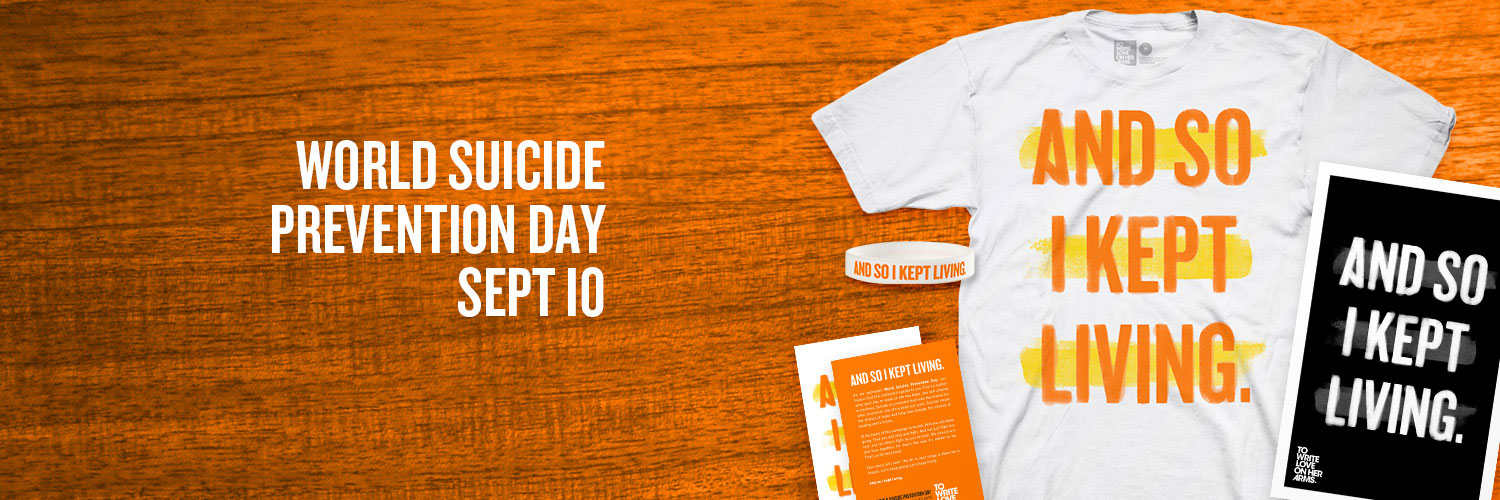World Suicide Prevention Day: