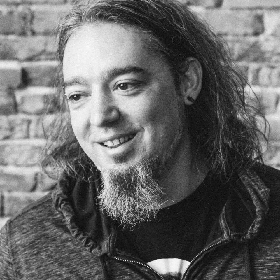 Chris Heuertz, Co-Director of Gravity, a Center for Contemplative Activism