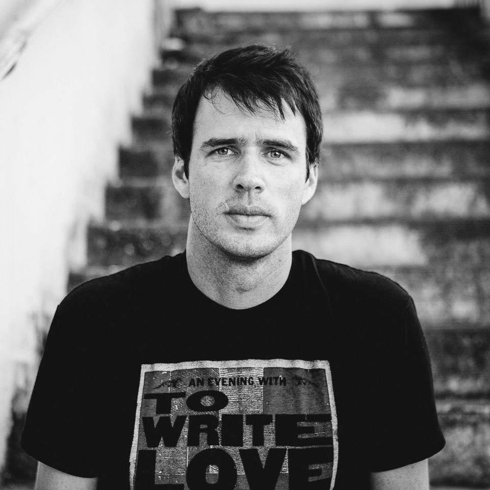 Jamie Tworkowski, TWLOHA Founder